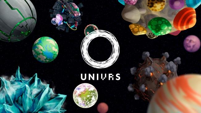 UNIVRSがVRゲーム化とソリューション開発の資金調達
