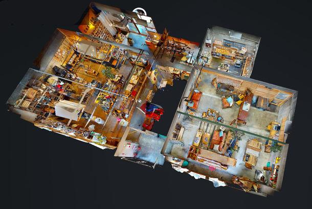 建物の魅力を最大限にする「3Dバーチャルポート」のサービス開始